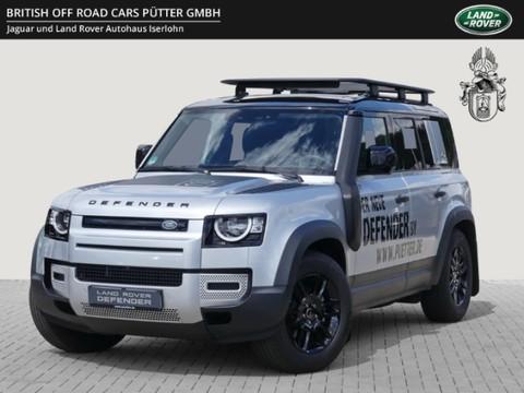 Land Rover Defender 110 D240 S Explorer Black