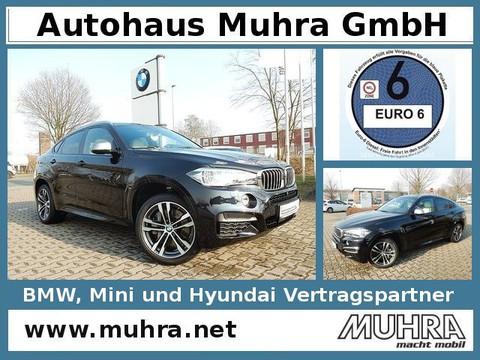 BMW X6 M50 7.4 dA eh UPE 1100