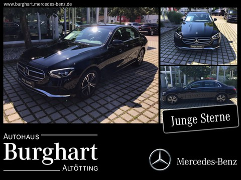 Mercedes-Benz E 220 d AVANTGARDE Parkpaket MBUX Fahrassistenz
