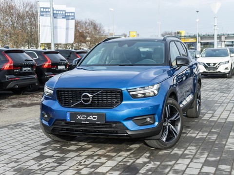 Volvo XC 40 R Design AWD B4 Benzin EU6d