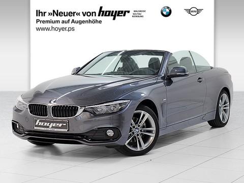 BMW 420 d Cabrio Sport Line HK HiFi