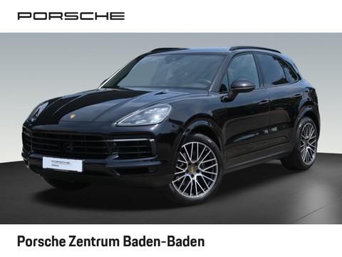 Porsche Cayenne Abstandstempomat
