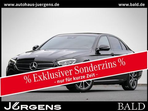 Mercedes-Benz E 200 d Avantgarde Wide Night