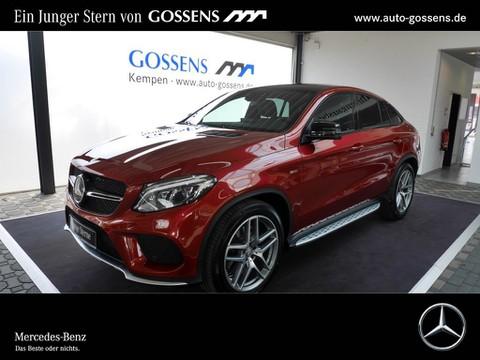 Mercedes GLE 43 AMG Coupe DISTRO