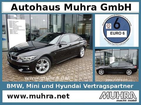 BMW 420 Gran Coupe iAx M Sportpaket NaviProf