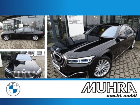 BMW 750 Ld xDrive Laser TV Plus