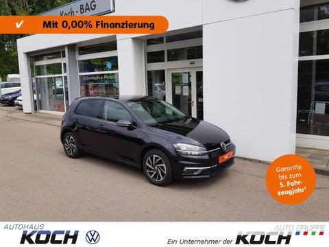 Volkswagen Golf VII JOIN Car-Net TFL