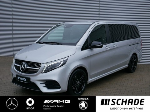 Mercedes-Benz V 300 ED AMG-LINE L MBUX NIGHT-PAKET