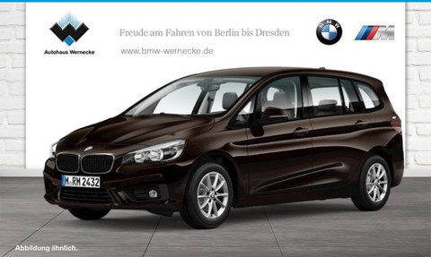 BMW 216 Gran Tourer i Advantage Komfortzg