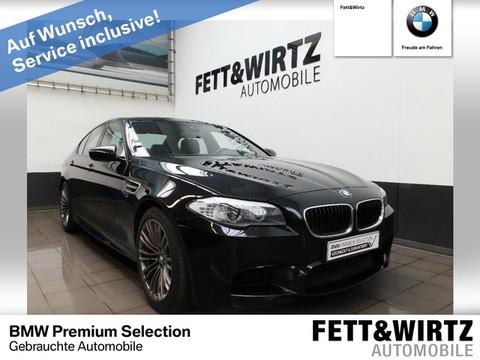 BMW M5 HiFi RKamera DDC