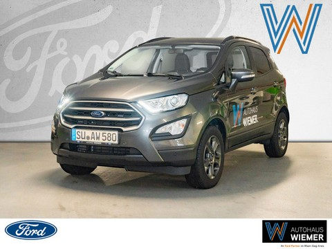Ford EcoSport 1.0 l EcoBoost Cool&Connect