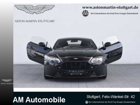 Aston Martin V8 Vantage S N430 Sportshift - Carbon Sitze