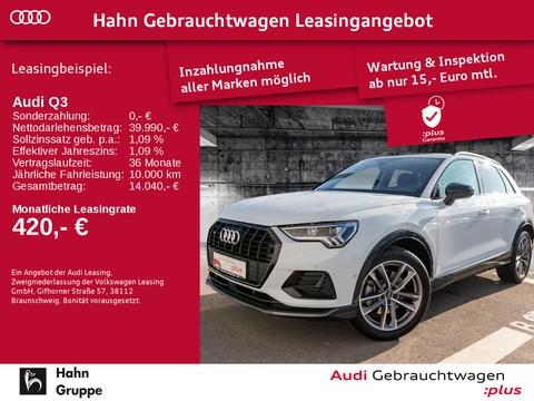 Audi Q3 40TFSI qua