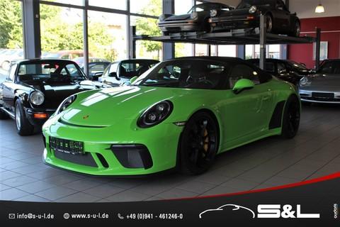 Porsche 911 991 Speedster erst 700km