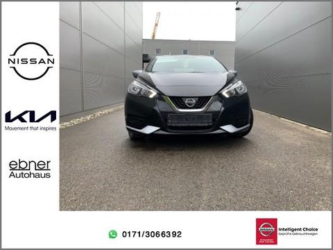 Nissan Micra 1.5 dCi Acenta | | | Winterpaket