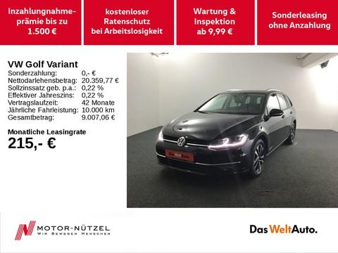 Volkswagen Golf 1.6 TDI VII IQ DRIVE 5JG