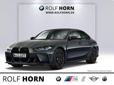 BMW M3 Competition M Drivers Package