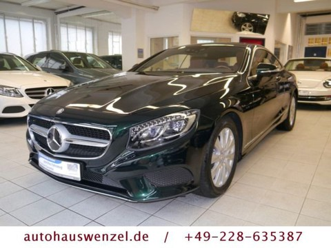 Mercedes-Benz S 500 Coupe EXKLUSIVE