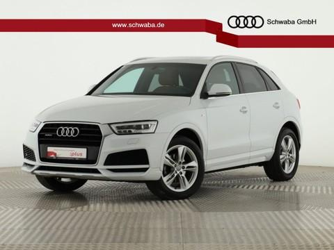 Audi Q3 2.0 TDI quattro design S line