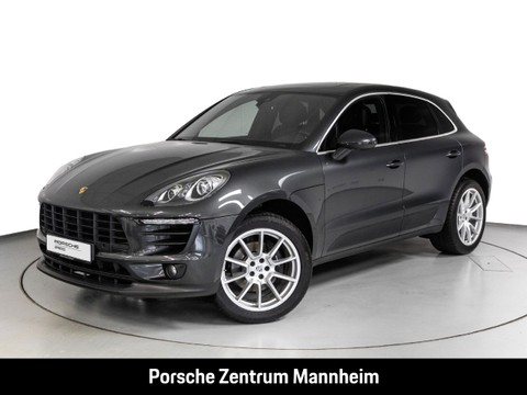 Porsche Macan Parkass v h Spurhalteass