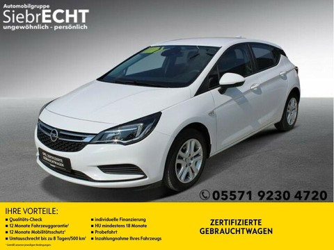 Opel Astra 1.0 K Edition S S