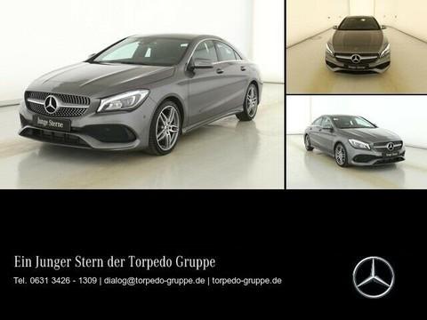 Mercedes-Benz CLA 200 COUPÉ AMG MEDI