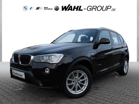 BMW X3 xDrive20d DrivAss Speedlimit