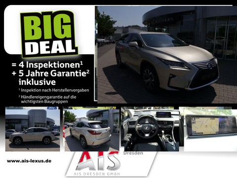 Lexus RX 450 h Executive AWD Prem AssistenzPaket