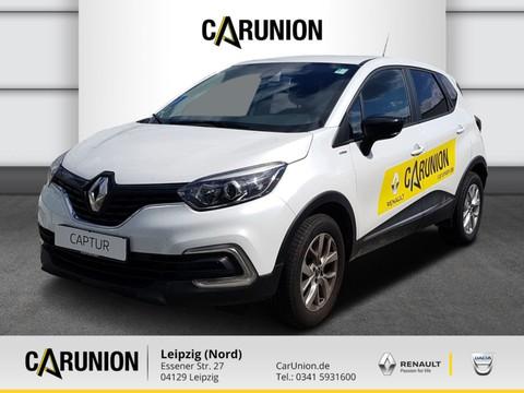 Renault Captur LIMITED TCe130 GPF