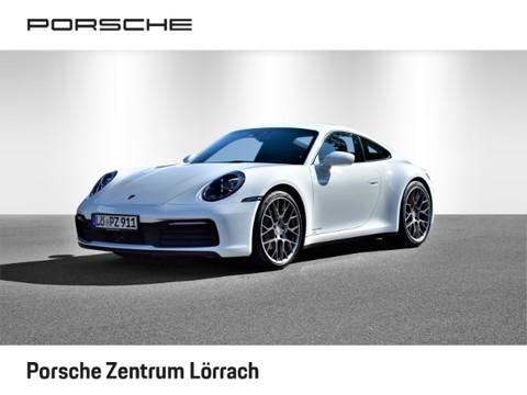 Porsche 992 911 Carrera 4 Geschäftswagen