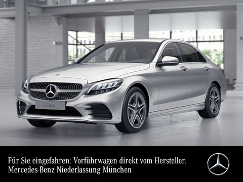 Mercedes-Benz C 200 AMG Spur