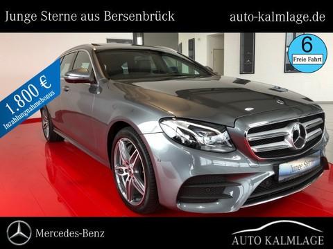 Mercedes E 350 d T AMG-Line °