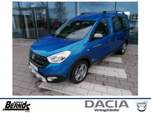 Dacia Dokker TCe130 GPF Stepway Pro Cargo