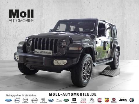 Jeep Wrangler Sahara 4xe Plug-In Hybrid Sicherheitspaket