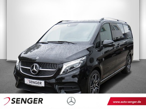 Mercedes-Benz V 300 d EXCLUSIVE AMG NIGHT PAKET TISCH