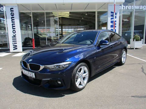 BMW 440 i Gran Coupe xDrive M Sport Face UPE 75300 Euro