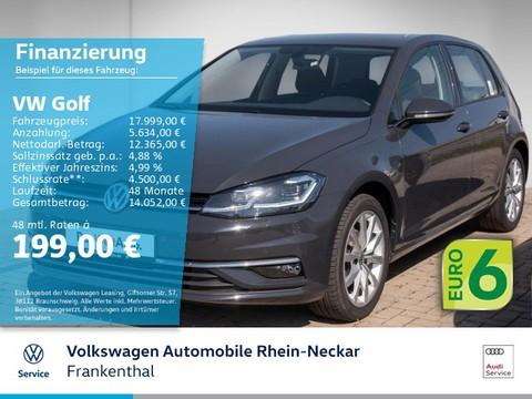 Volkswagen Golf 2.0 TDI VII Highline Automatik