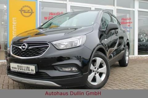 Opel Mokka X Edition Anhängerzug