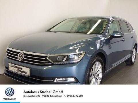 Volkswagen Passat Variant 1.4 TSI Highline Front Bluet