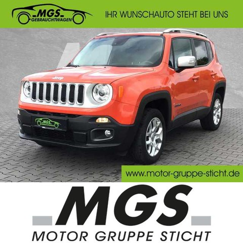 Jeep Renegade 2.0 MultiJet Active Drive Limited # #