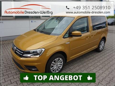 Volkswagen Caddy 2.0 TDI Comfortline FrontAssist