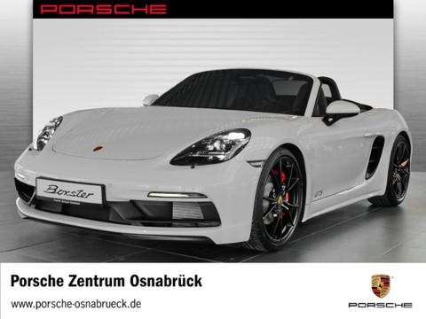 Porsche Boxster 718 GTS Connect Plus