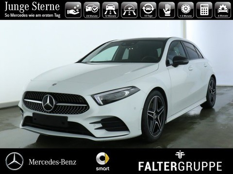 Mercedes-Benz A 220 d AMG Night DISTRO MLED ° NaviPrem