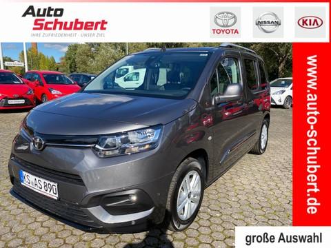 Toyota Proace 1.2 City Verso T Team Deutschland Comfort-Paket