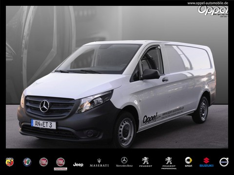 Mercedes-Benz Vito 114 Kasten Extralang RÜCKF