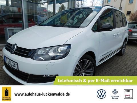 Volkswagen Sharan 2.0 TDI Black Style