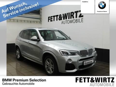 BMW X3 xDrive35d M-Sport el GSD