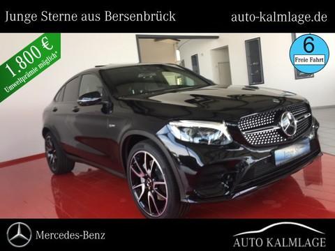 Mercedes GLC 43 AMG Drive-Pilot °