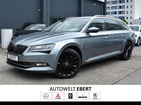 Skoda Superb 2.0 TDI Combi