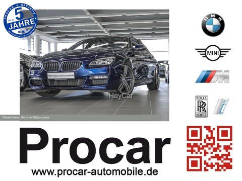 BMW 640 Gran Coupe xDrive M Sport Glsd
